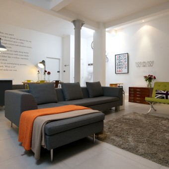 Warehouse Apartment, London E1