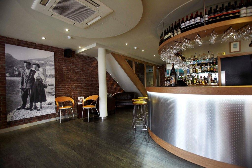 Salvos Restaurant Bar Leeds O Commercial Interior Design By