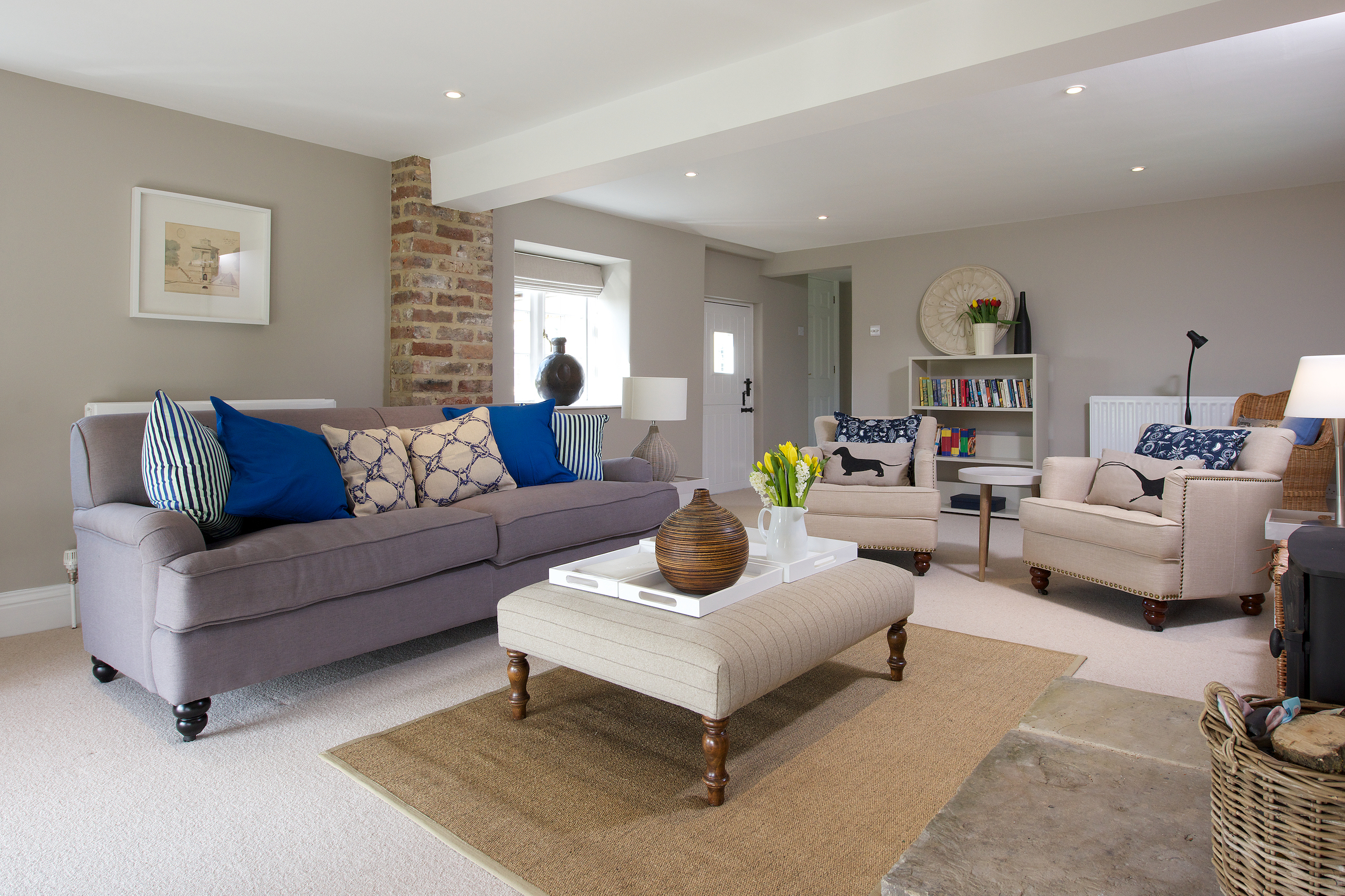 North yorkshire cottage o commercial interior design by for Interior decorators yorkshire