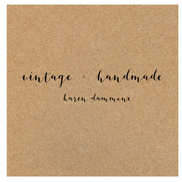 vintage and handmade - new retail space opening soon!